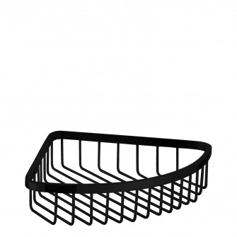 corner shower basket, 20 x 20 x 5 cm