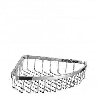 corner shower basket, 20 x 20 x 5 cm