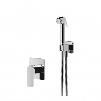 bidet system for concealed installation