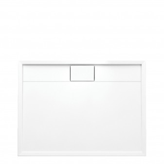 acrylic shower tray square, 90 x 120 cm