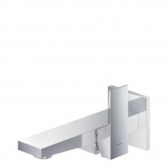 basin mixer for concealed installation