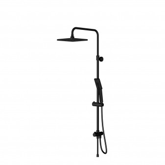 wall-mounted shower column