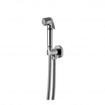 hand shower bidet set for concealed installation
