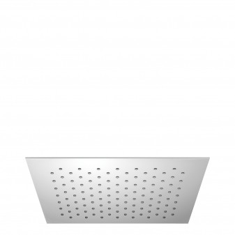 shower head, 25 x 25 cm
