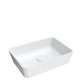 countertop basin Marble+, 50 x 35 cm