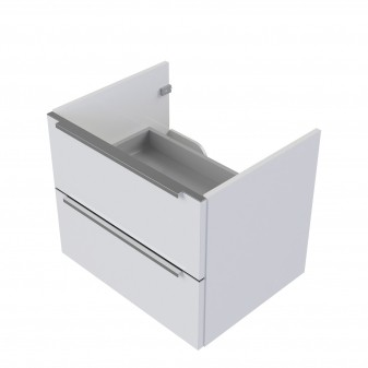 wall hung vanity unit, 50 x 42 cm