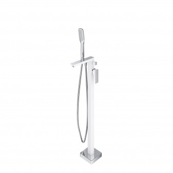 floor-standing bath mixer