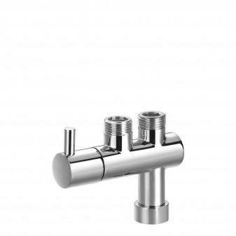 temperature control module for Y1217CR self-closing basin mixer