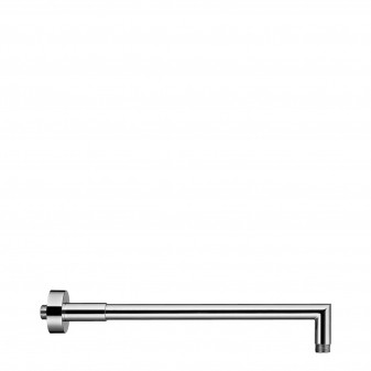 wall-mounted shower arm, 38 cm