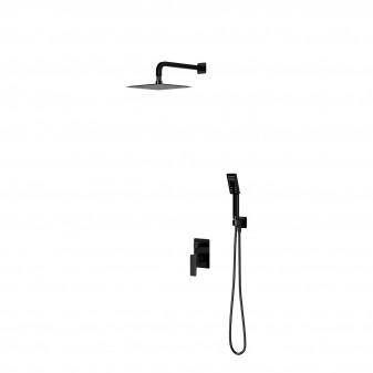 shower system for concealed installation