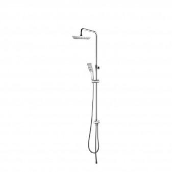 wall-mounted shower column