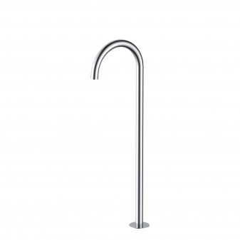 floor-standing bath spout