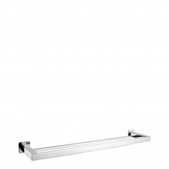 towel rail, double, 62 cm