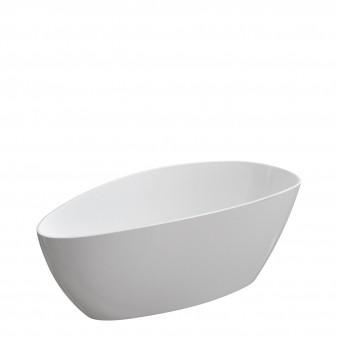 wanna wolnostojąca Marble+, 156 x 71 cm
