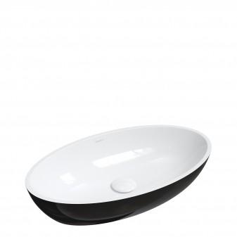 countertop basin Marble+, 60 x 35 cm
