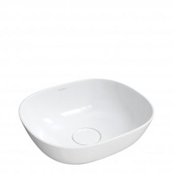 countertop basin Marble+, 40 x 35 cm