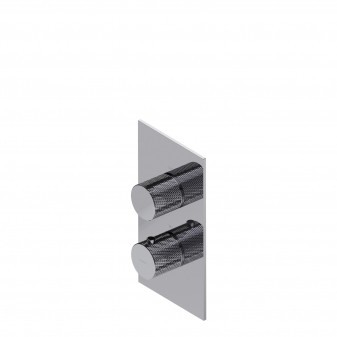 thermostatic shower/bath mixer for concealed installation