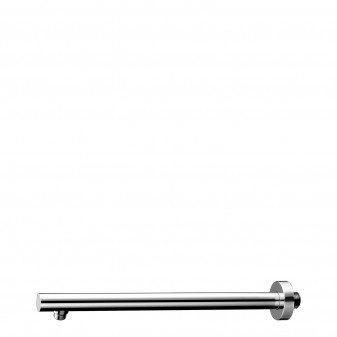 wall-mounted shower arm, 40 cm