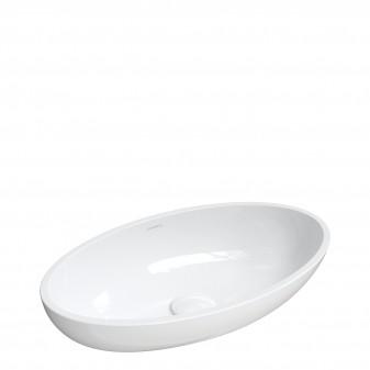 umywalka nablatowa Marble+, 51 x 30 cm